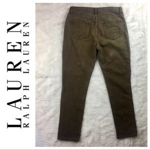 ⬇️$19 LRL Lauren Ralph Lauren Jeans High Rise A